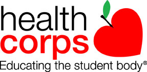 Health Corps: Educating the student body logo